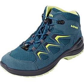 Lowa Innox Evo GTX Multifunction Shoes Low Quartercut Junior petrol/mint